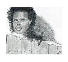 You're a Possum, Willie Lopez Photographic Print