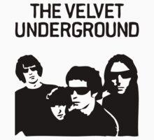 Velvet Underground T-Shirt by lamusica