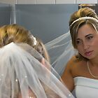 bride and mirror by DougOlsen