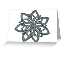 Just Another Flower Greeting Card