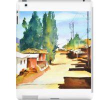 Rustic Charm iPad Case/Skin