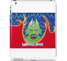 Waltered Beast iPad Case/Skin