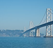 Bay Bridge. by Filipinoise