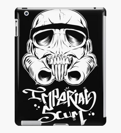 Imperial scum iPad Case/Skin