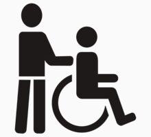 Wheelchair nurse by Designzz