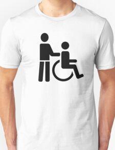 Wheelchair nurse T-Shirt