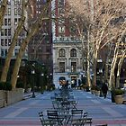 Bryant Park, New York by Tomas Abreu