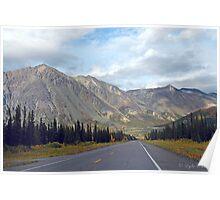 Experience Alaska Poster