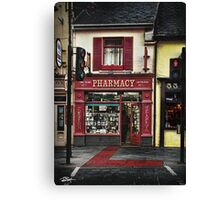 34 Main Street, Killarney. Ireland Canvas Print