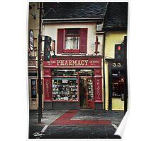 34 Main Street, Killarney. Ireland Poster