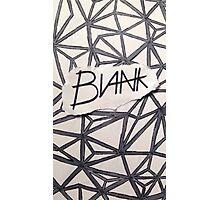 BLANK- OG Photographic Print