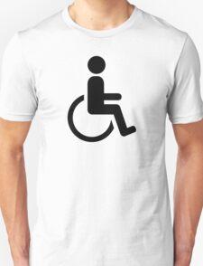Wheelchair symbol T-Shirt