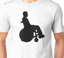 Wheel chair Unisex T-Shirt