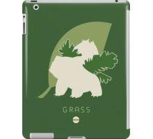 Pokemon Type - Grass iPad Case/Skin