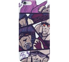 Megatron's Swag Fortress iPhone Case/Skin