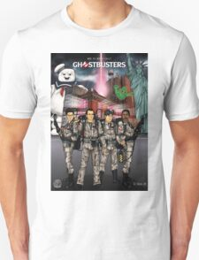 Ghostbusters Unisex T-Shirt