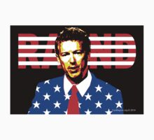 Rand 2016 (Sticker) by EyeMagined