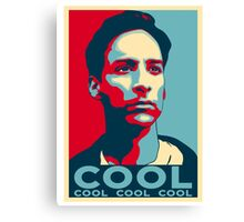 ABED NADIR COOL Canvas Print
