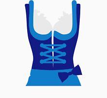 Dirndl dress Womens Fitted T-Shirt
