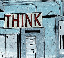 """Think"" by Keith Farris"