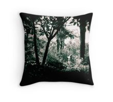 The Surreptitious Pixie Throw Pillow
