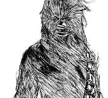 Chewy Art by blackcross