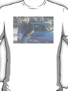 Bayside Blue Paul Walker T-Shirt