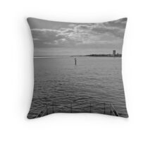 Offshore Throw Pillow