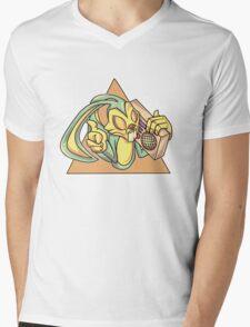 Street Bunny Mens V-Neck T-Shirt