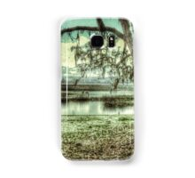 Horses in the Marsh Samsung Galaxy Case/Skin