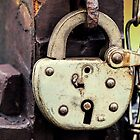 Lockup by Tracy Riddell