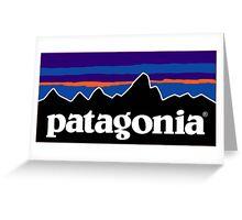 Patagonia Greeting Card