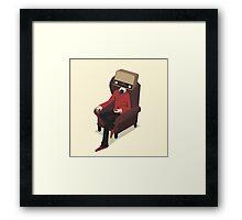 BandName : Radiohead Framed Print