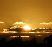 Sunset Viewed From Trigg. by m004
