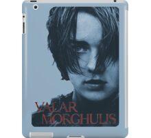 Arya Stark - Valar Morghulis iPad Case/Skin