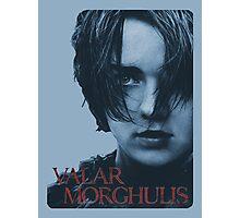 Arya Stark - Valar Morghulis Photographic Print
