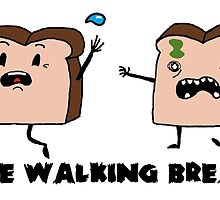 The Walking Bread by Aaron Miller