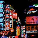 Neon Frenzy by SeanDalby