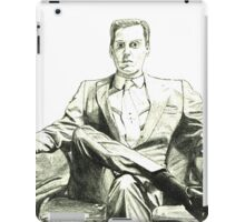 Moriarty - Andrew Scott iPad Case/Skin