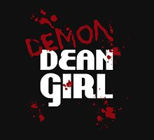 DEMON Dean Girl Womens Fitted T-Shirt