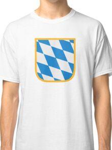 Bavaria flag emblem Classic T-Shirt