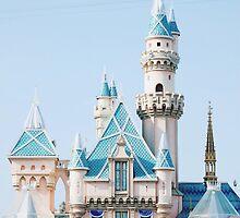 Sleeping Beauty Castle by alyssanicolev