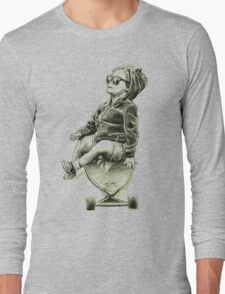 my toddler Long Sleeve T-Shirt