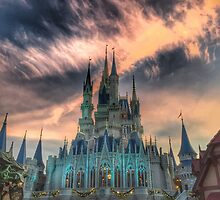 Cinderella Castle by wdw-facts