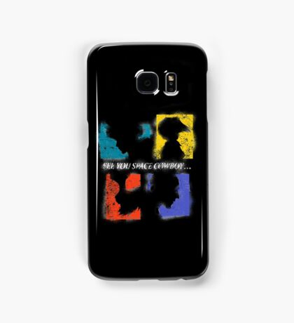 SEE YOU SPACE COWBOY Samsung Galaxy Case/Skin
