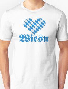 Wiesn heart Unisex T-Shirt
