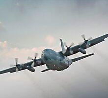 C130 Hercules by Stephen McMillan