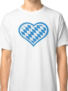 Bavarian heart Classic T-Shirt