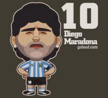 Maradona 2 by alexsantalo