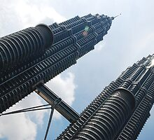 KL Twin Tower by Marina Ee